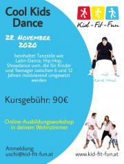 Kid-Fit-Fun Cool Kids Dance