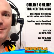 ONLINE ONLINE-TRAINER Training ENGLISH