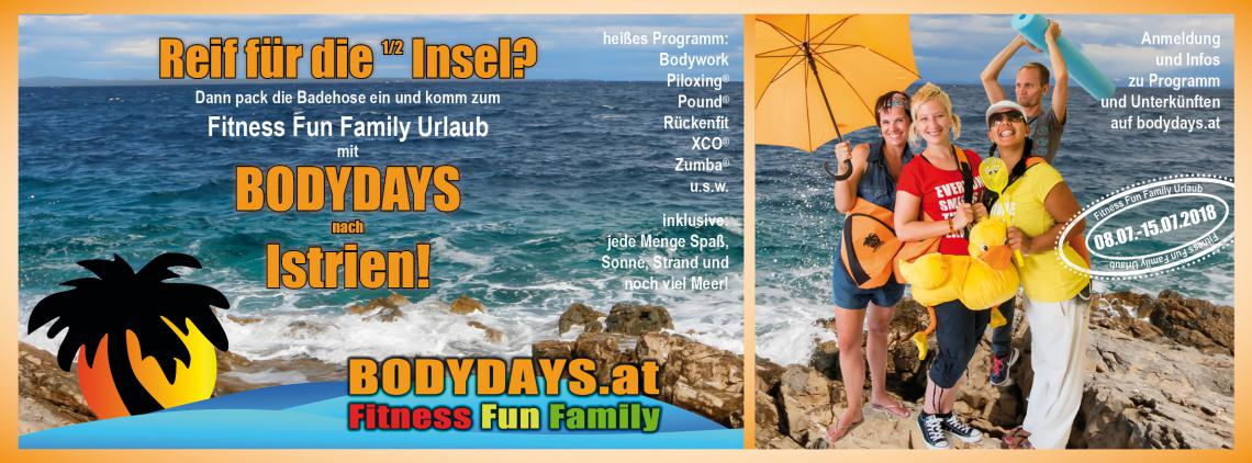 Fitness Fun Family Urlaub